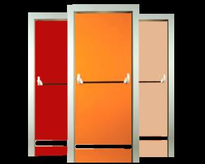 Acil çıkış kapısı zorunluluğu