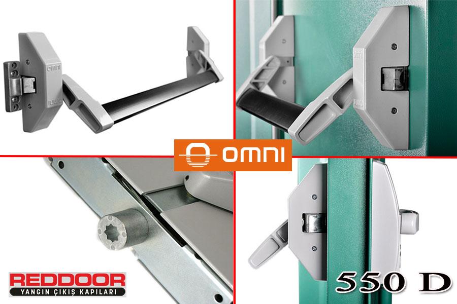 Omni 550 D Panik Bar
