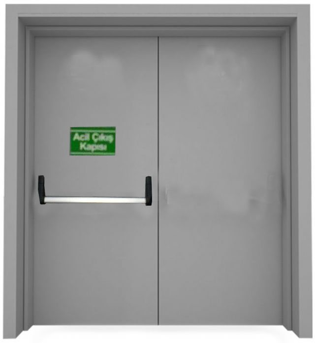 Yangın Çıkış Kapısı Nedir? Kullanım Alanları Nelerdir?