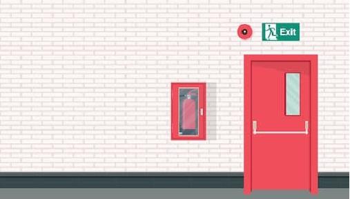 Yangına Dayanıklı Kapı Nedir?