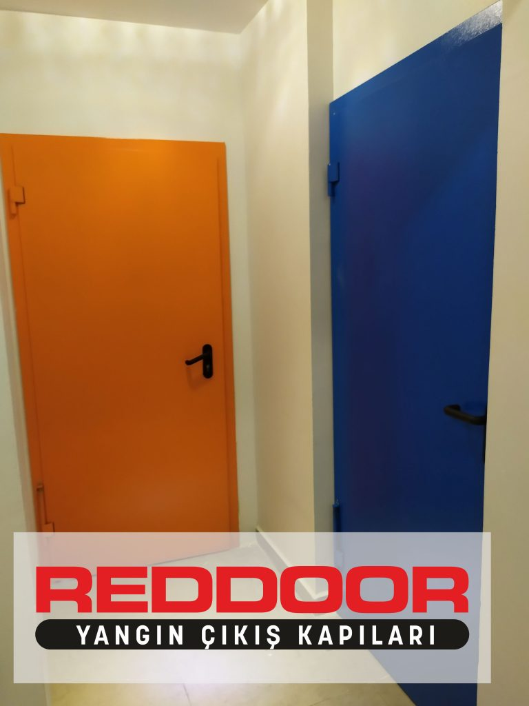Reddoor Yangın Kapısı